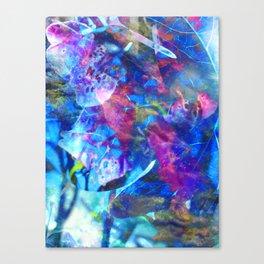 substantial blues Canvas Print