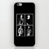 1975 iPhone & iPod Skins featuring 1975. by Spazy Art