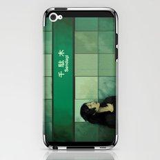 Subway Girl iPhone & iPod Skin