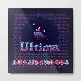 Ultimahem Metal Print
