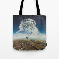Richard Feynman Tote Bag