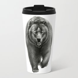 Brown Bear SK068 Travel Mug