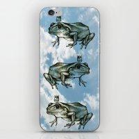 robert farkas iPhone & iPod Skins featuring Robert by Jessica Petrylak