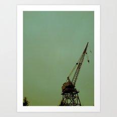 Swing Low Art Print