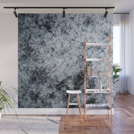 Ice Frost Crystals Wall Mural