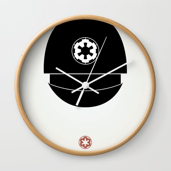 Imperial Gunner Wall Clock