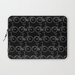 Vectorial Biker Laptop Sleeve