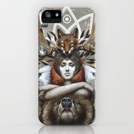 Kwanita iPhone Case