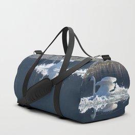 Swans Landing I Duffle Bag