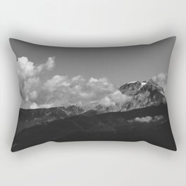 The Mountains are Calling Rectangular Pillow