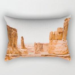 Arches National Park / Utah Rectangular Pillow