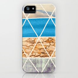 Eco Geodesic  iPhone Case