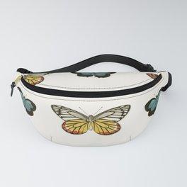 Butterfly Pattern Fanny Pack
