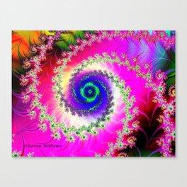 Mystical Journey Canvas Print
