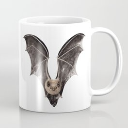 Long Tailed Bat / Pekapeka Coffee Mug
