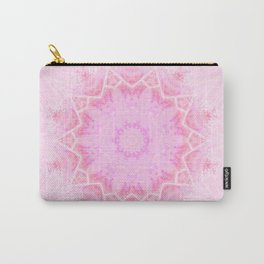 Geometric Bubblegum  Carry-All Pouch