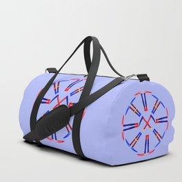 Kama Sickle Design Duffle Bag