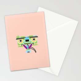 Number 5 is Alive! Stationery Cards