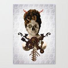 Mort Subite Canvas Print