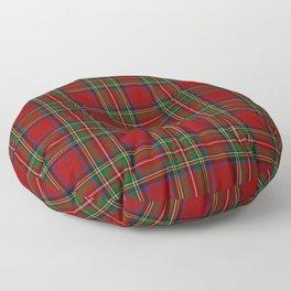 The Royal Stewart Tartan Floor Pillow