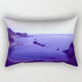 Lulworth Cove Rectangular Pillow