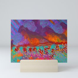 Sonoran Seasons Mini Art Print
