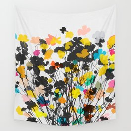 buttercups 1 Wall Tapestry