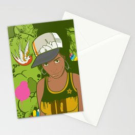 Lou Stationery Cards