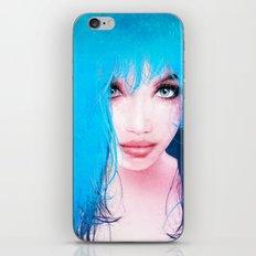 MonGhost XI - TheBlueDream iPhone & iPod Skin