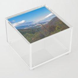 Blue Ridge Peaks Acrylic Box