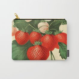 HOVEYS SEEDLING STRAWBERRY. Carry-All Pouch