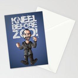 Kneel!!! Stationery Cards