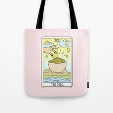GUAC READING Tote Bag