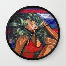 Farrah Wall Clock