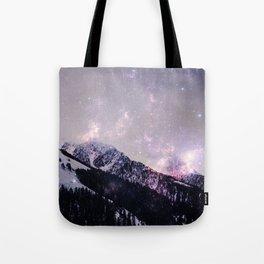 Winter howl Tote Bag