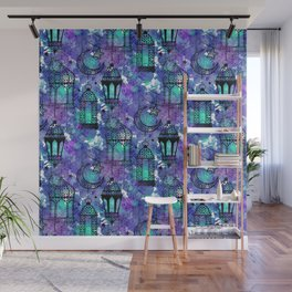 Ramadan Pattern Wall Mural