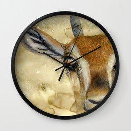 La Fuga Wall Clock