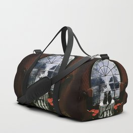 Room Skull Duffle Bag