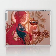 Enby royalty - Prinxe Laptop & iPad Skin