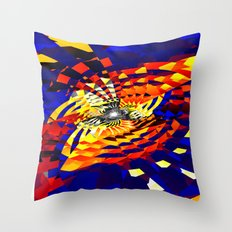kreisell Throw Pillow