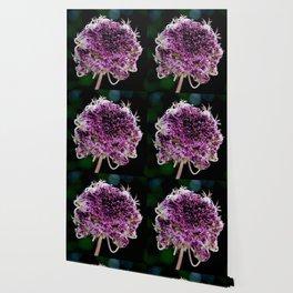 field carmine flower Wallpaper