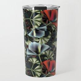 flores misteriosas Travel Mug