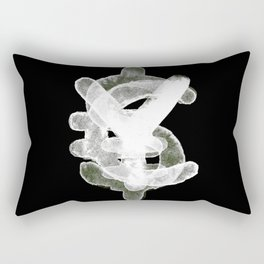 YES to CASH Rectangular Pillow