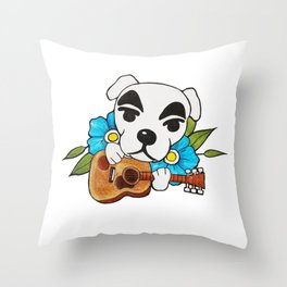 KK Slider Throw Pillow