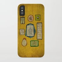 frames iPhone & iPod Cases featuring Frames by Duru Eksioglu