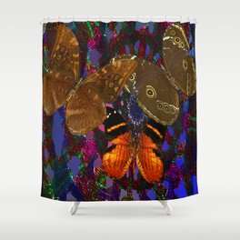 Color in a Colorful World Shower Curtain