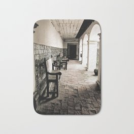 in need of rest Bath Mat