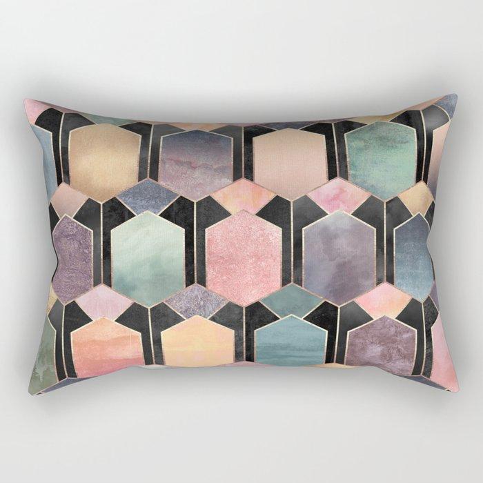Art Deco Dream 2 Rectangular Pillow