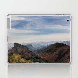 Hawksbill Mountain Laptop & iPad Skin