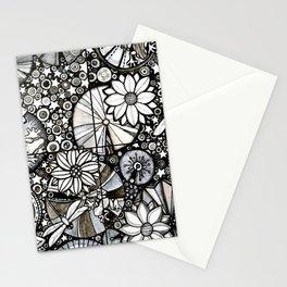 Pond of Stars Stationery Cards